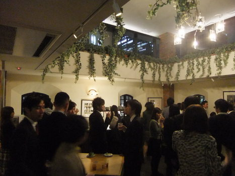 Collaboration Christmas Party @汐留