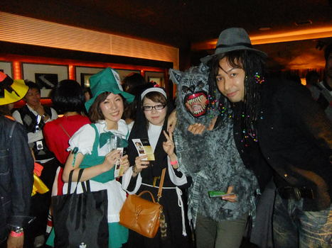 "Autumn Special Edition ""Halloween Party""@Nishiazabu"