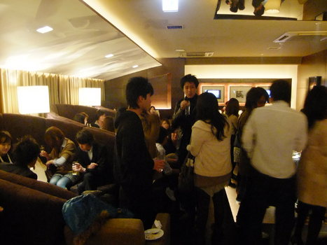 New Year Premium Party in Nishiazabu